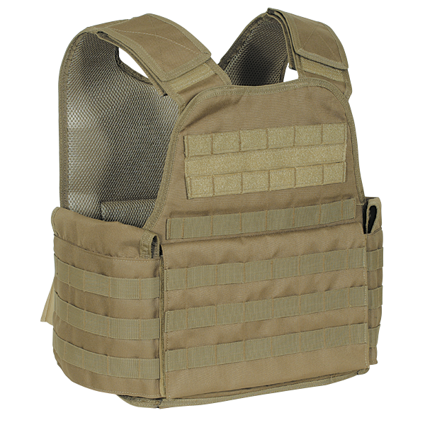 Lightweight Tactical Plate Carrier