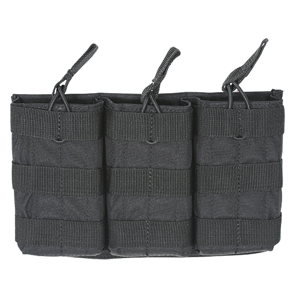 M4M16 Open Top Mag Pouches with Bungee System